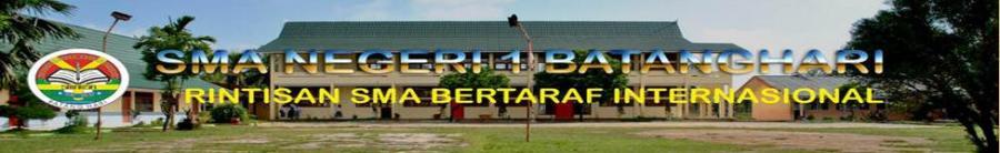 SMA N 1 Batanghari