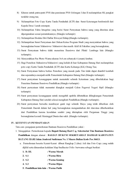 PENGUMUMAN BEASISWA S1, S2, S3 Kabupaten BATANG HARI_Page_2