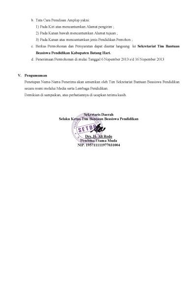 PENGUMUMAN BEASISWA S1, S2, S3 Kabupaten BATANG HARI_Page_3